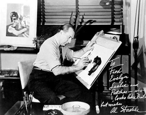 Image result for artist albert staehle